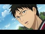 Kuroko no basket / Баскетбол Куроко 2-й сезон - 8 серия [JAM & Nika_Lenina]